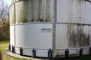 Cookstown Standpipe Tank Rehab by Greatario