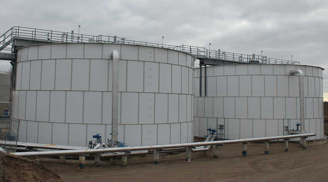 Hydrotec Liquid Storage Tank from Greatario