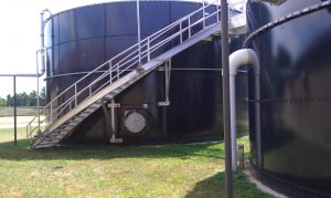 Safety Devices for Liquid Storage Tanks